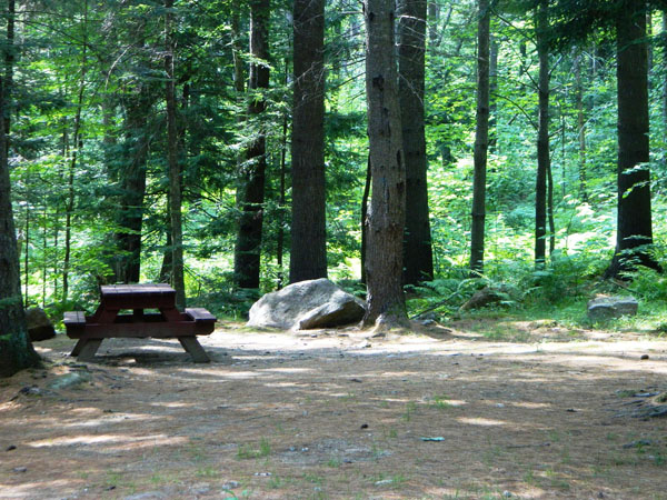Campground Lodging Rental For Families In Bethel Maine